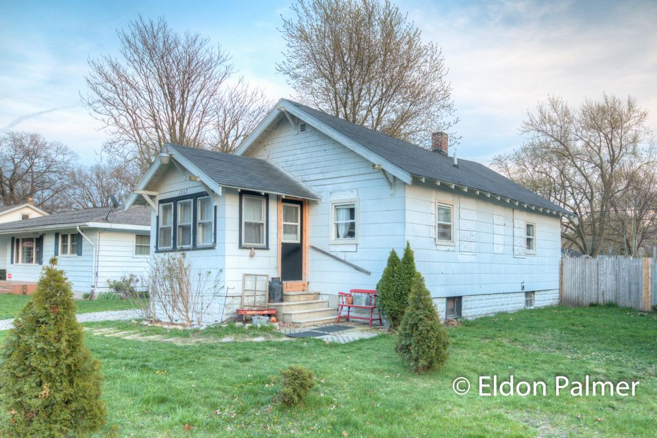 Single Family Home for Sale at 1267 Francis Muskegon, Michigan 49442 United States