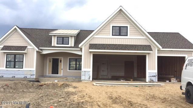 独户住宅 为 销售 在 1333 Shenandoah 泽兰省, 密歇根州 49464 美国
