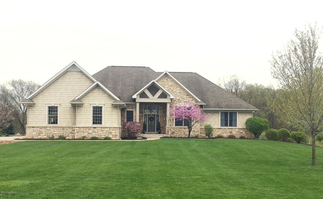 Single Family Home for Sale at 9200 Marshwood Richland, Michigan 49083 United States
