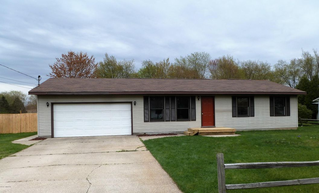 Single Family Home for Sale at 2874 Blair Muskegon, Michigan 49445 United States