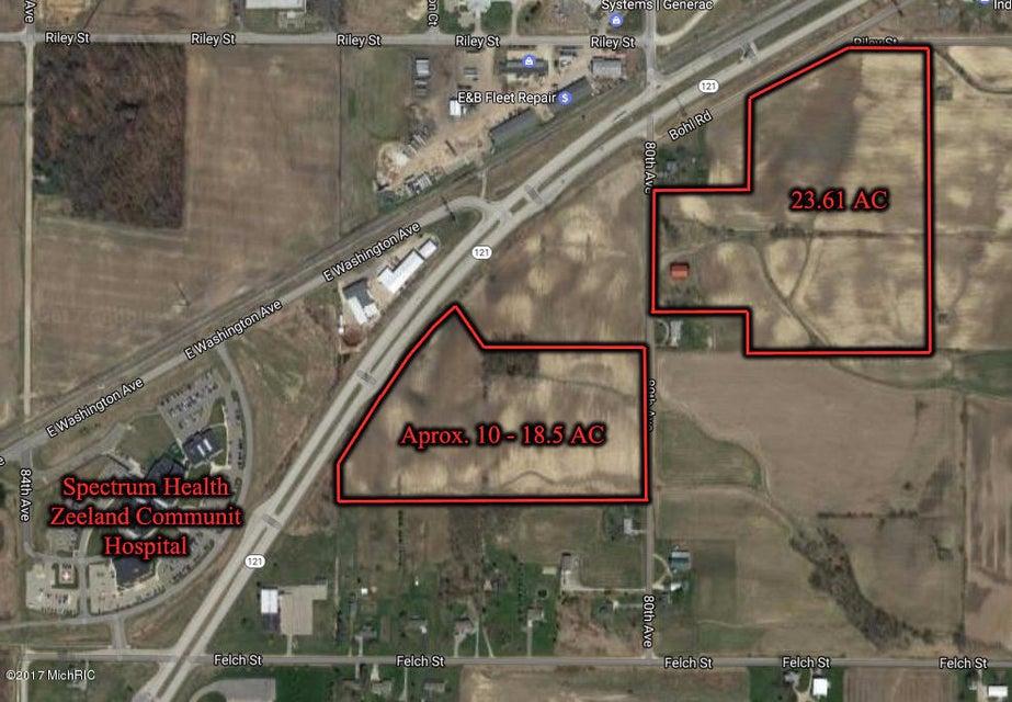 土地 为 销售 在 3074 80th 泽兰省, 密歇根州 49464 美国