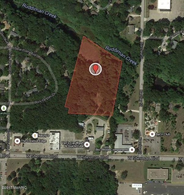 Land for Sale at Barclay Muskegon, Michigan 49441 United States