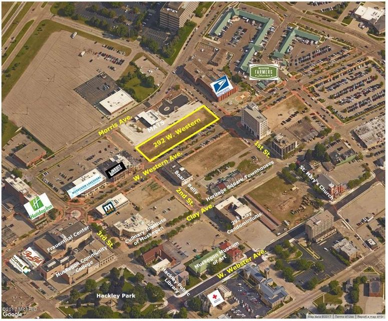 Land for Sale at 292 Western Muskegon, Michigan 49440 United States