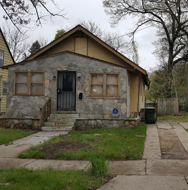 Single Family Home for Sale at 475 Adams Muskegon, Michigan 49442 United States