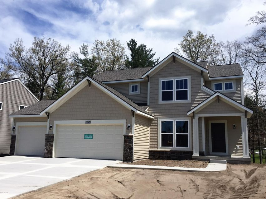 Single Family Home for Sale at 16854 Arbor Way Nunica, Michigan 49448 United States