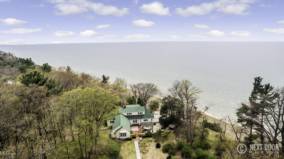Single Family Home for Sale at 13537 Lakeshore 13537 Lakeshore Grand Haven, Michigan 49417 United States