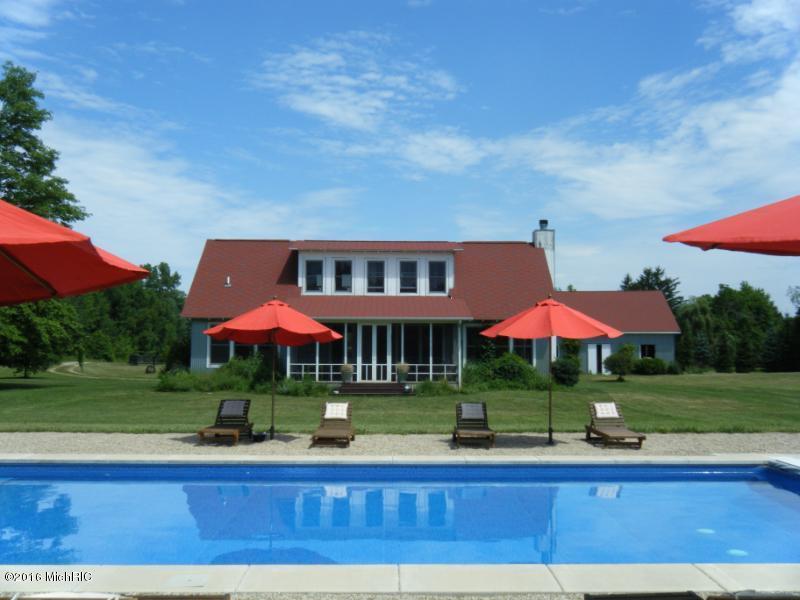 Single Family Home for Sale at 3650 Sawyer 3650 Sawyer Sawyer, Michigan 49125 United States