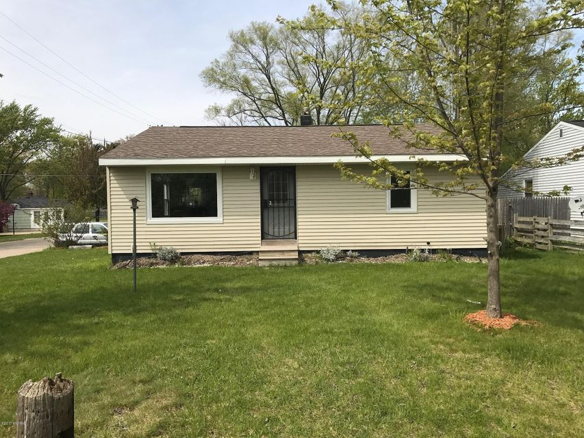 Single Family Home for Sale at 2330 Milton Muskegon, Michigan 49442 United States