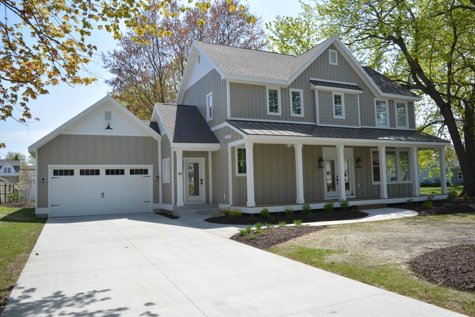 Single Family Home for Sale at 90 Elkenburg South Haven, Michigan 49090 United States