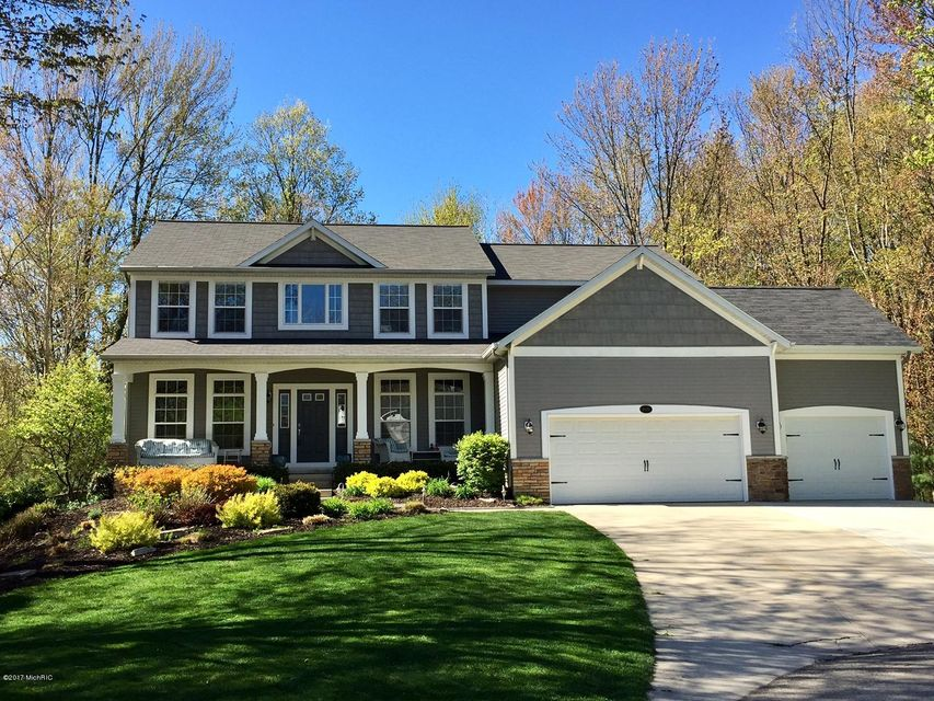 Single Family Home for Sale at 18082 Hammond Bay Spring Lake, Michigan 49456 United States