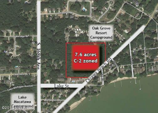Land for Sale at Ottawa Beach Holland, Michigan 49424 United States