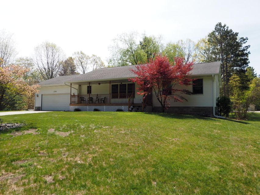 Single Family Home for Sale at 3761 Pontluna Fruitport, Michigan 49415 United States