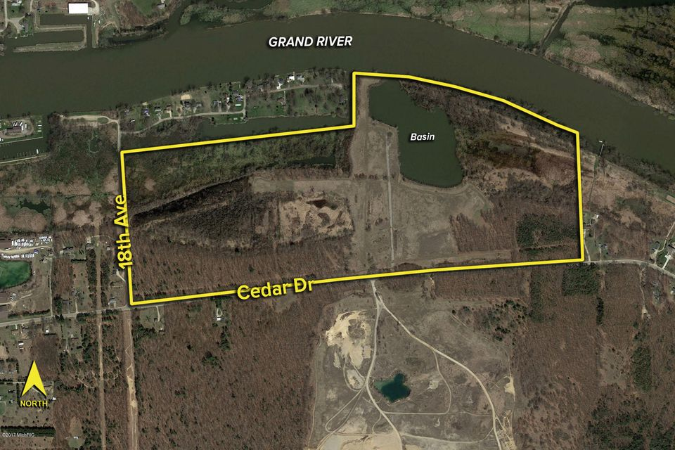 Land for Sale at 11665 Cedar 11665 Cedar Grand Haven, Michigan 49417 United States