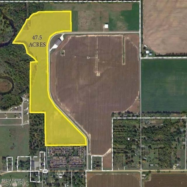 Farm / Ranch / Plantation for Sale at Hov Aire Three Rivers, Michigan 49093 United States