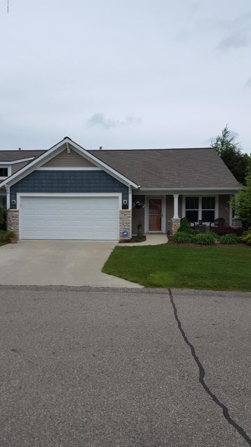 Single Family Home for Sale at 13459 Carpenter Nunica, Michigan 49448 United States