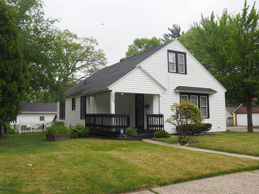 Single Family Home for Sale at 3240 Baker Muskegon Heights, Michigan 49444 United States