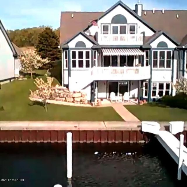 Single Family Home for Sale at 24 Anchor Rode Manistee, Michigan 49660 United States
