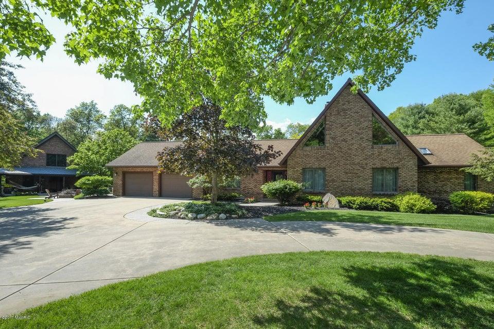 Single Family Home for Sale at 8599 24th Kalamazoo, Michigan 49004 United States