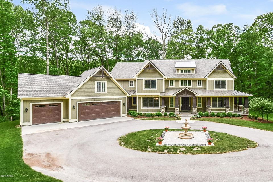 Single Family Home for Sale at 5354 Pinnacle Point Ada, Michigan 49301 United States