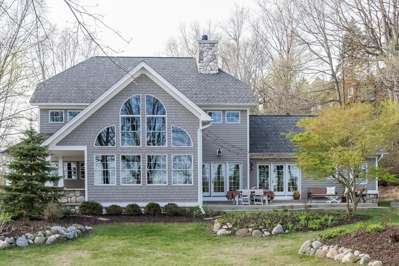 Single Family Home for Sale at 6597 Heron Bay 6597 Heron Bay Saugatuck, Michigan 49453 United States