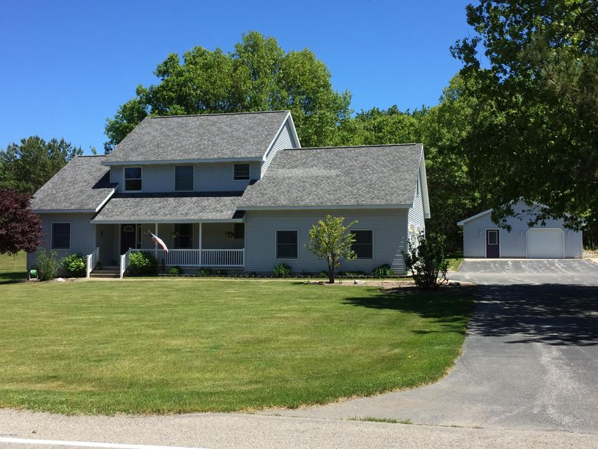 Single Family Home for Sale at 1637 Cherry Manistee, Michigan 49660 United States