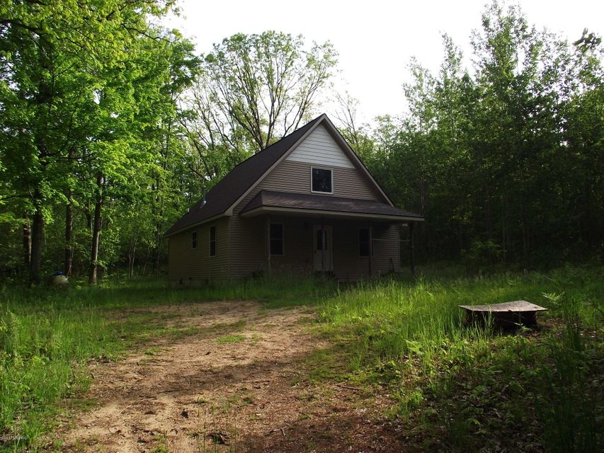 Single Family Home for Sale at 16642 Flarity 16642 Flarity Brethren, Michigan 49619 United States