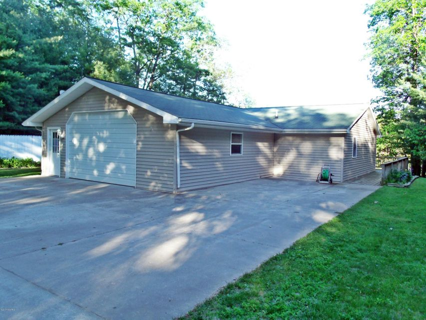 Single Family Home for Sale at 9101 5 Mile 9101 5 Mile Irons, Michigan 49644 United States