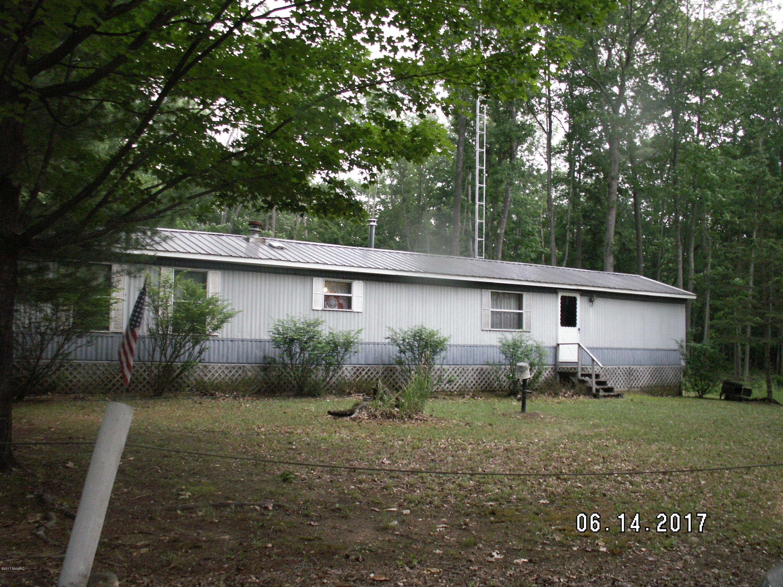 Single Family Home for Sale at 4085 Leckrone Road Brethren, Michigan 49619 United States