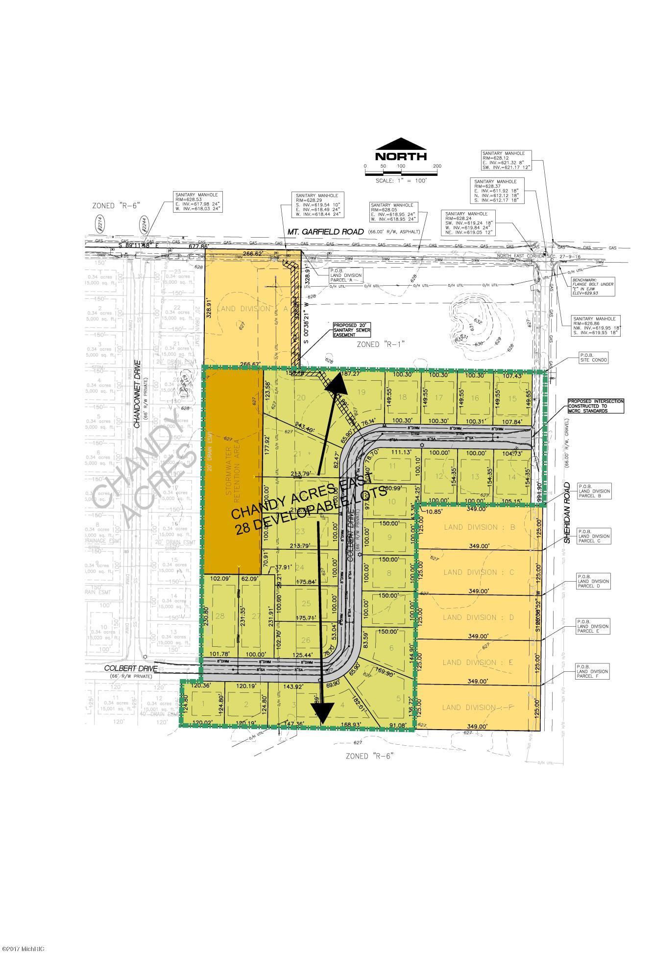 Farm / Ranch / Plantation for Sale at Sheridan Sheridan Muskegon, Michigan 49442 United States