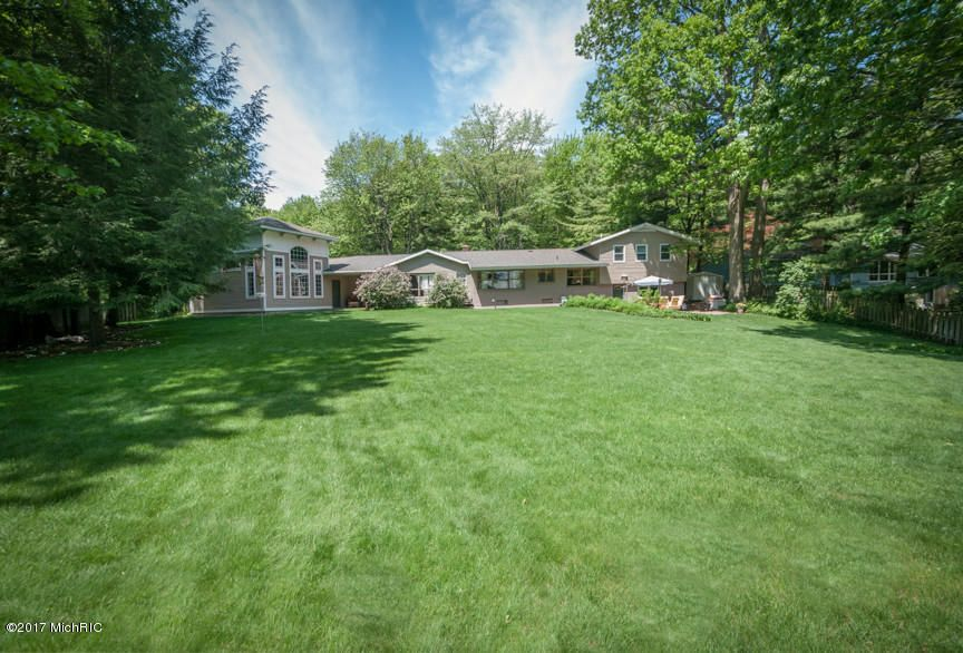 Single Family Home for Sale at 17630 Spring Lake Spring Lake, Michigan 49456 United States