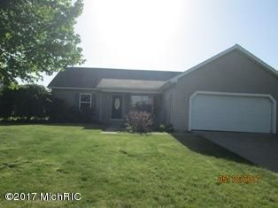 Single Family Home for Sale at 1114 Winter Cherry Vicksburg, Michigan 49097 United States