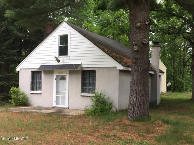 Single Family Home for Sale at 20596 Hoxeyville Road Wellston, Michigan 49689 United States