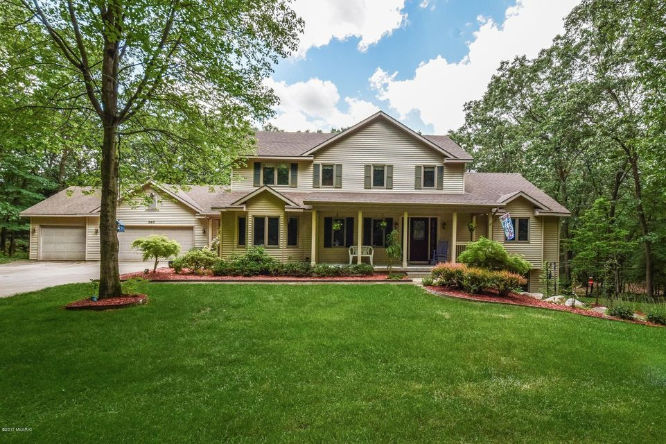Single Family Home for Sale at 350 Greentree Ada, Michigan 49301 United States