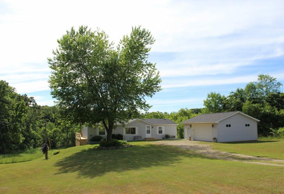 Single Family Home for Sale at 6100 Otis Lake Delton, Michigan 49046 United States