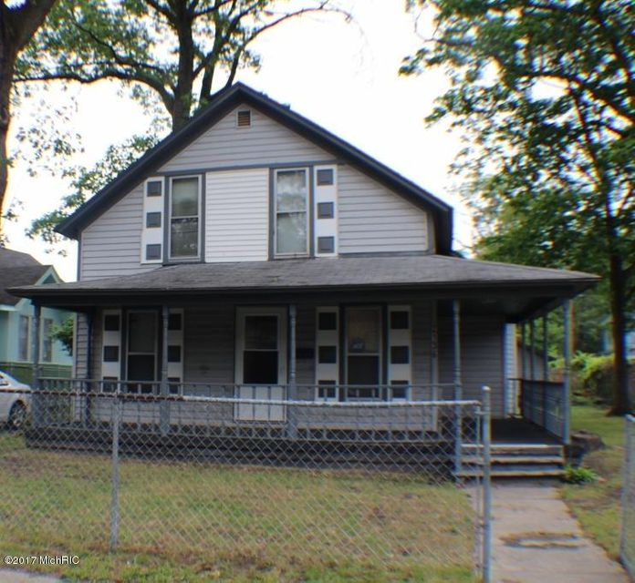 Single Family Home for Sale at 2136 Sanford Muskegon Heights, Michigan 49444 United States