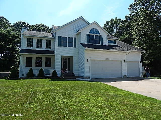 Single Family Home for Sale at 1697 Charlevoix Muskegon, Michigan 49445 United States