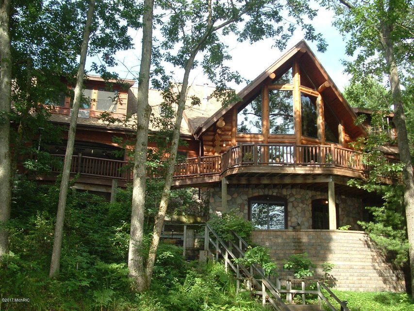 Single Family Home for Sale at 7214 Sand Lake 7214 Sand Lake Irons, Michigan 49644 United States