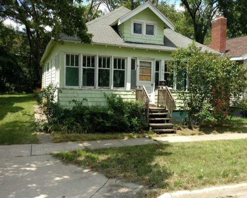 Single Family Home for Sale at 380 Merrill 380 Merrill Muskegon, Michigan 49441 United States