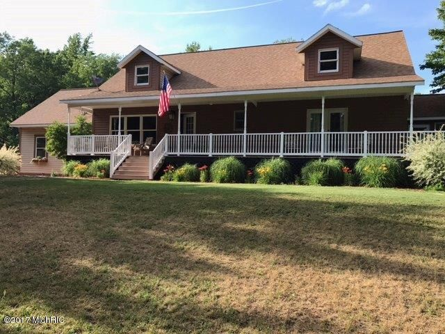 Single Family Home for Sale at 5070 Jensen Fruitport, Michigan 49415 United States