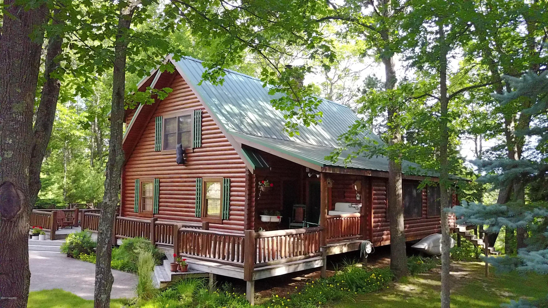 Farm / Ranch / Plantation for Sale at 7749 Brooks 7749 Brooks Irons, Michigan 49644 United States