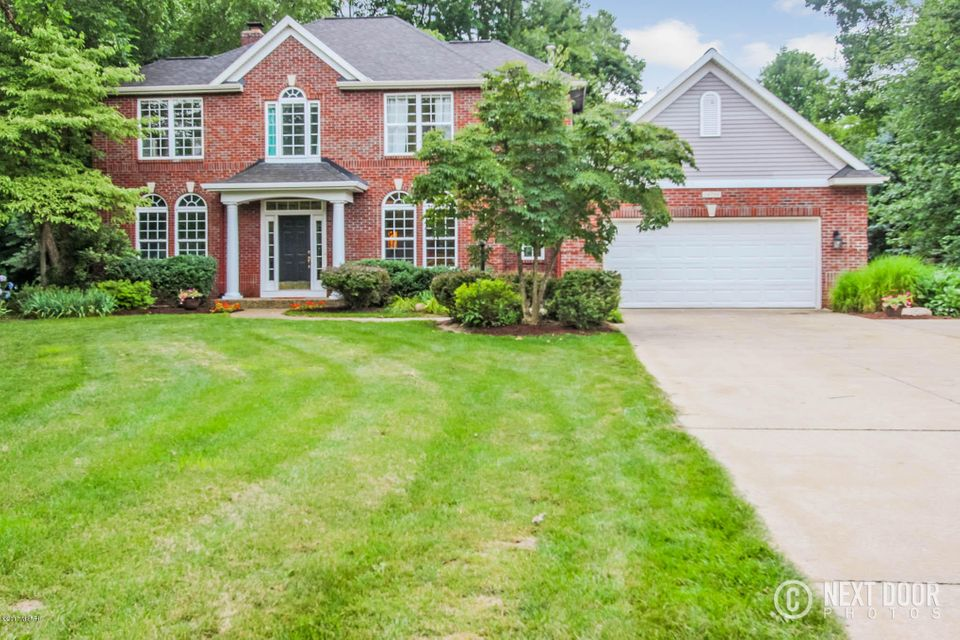 Single Family Home for Sale at 14796 Creek Edge 14796 Creek Edge Holland, Michigan 49424 United States