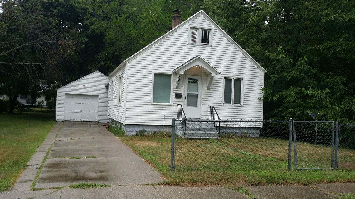 Single Family Home for Sale at 3361 Waalkes Muskegon Heights, Michigan 49444 United States