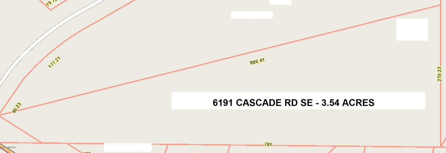 Land for Sale at 6191 Cascade 6191 Cascade Grand Rapids, Michigan 49546 United States