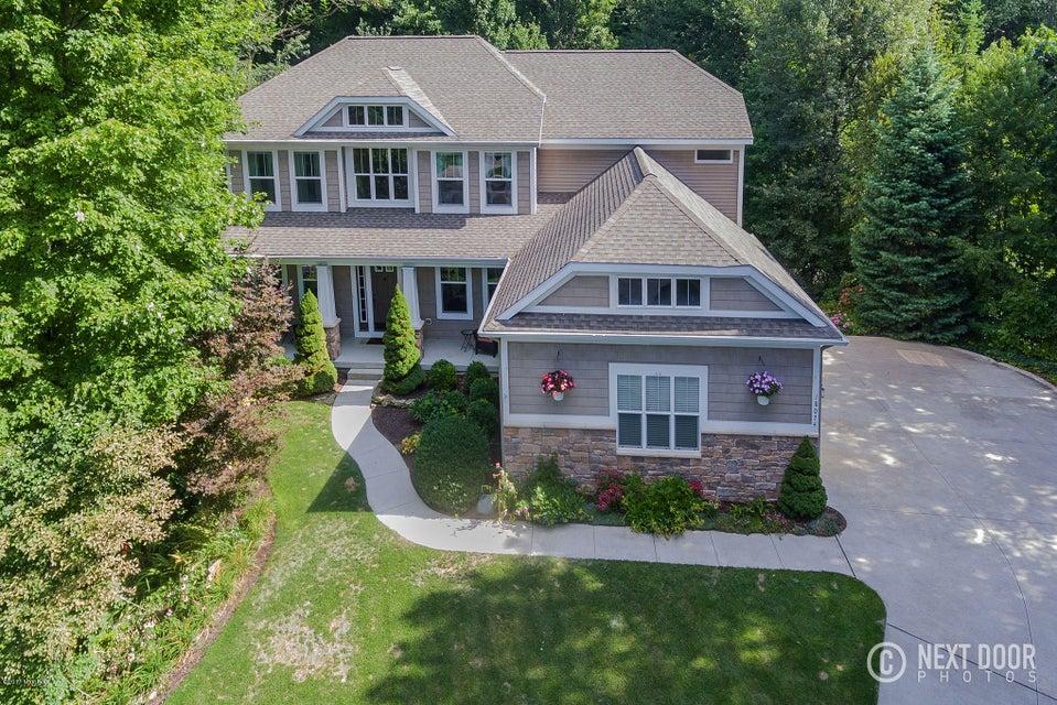 独户住宅 为 销售 在 18074 Hammond Bay 18074 Hammond Bay 斯普林莱克, 密歇根州 49456 美国