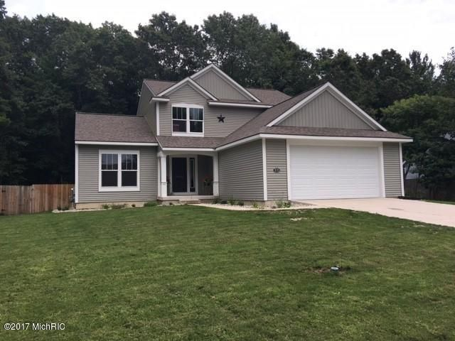 Single Family Home for Sale at 3722 Whispering Woods Muskegon, Michigan 49444 United States