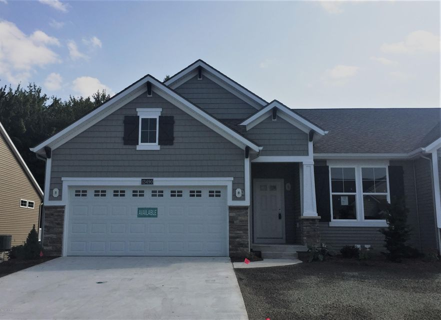 Single Family Home for Sale at 13490 Carpenter 13490 Carpenter Nunica, Michigan 49448 United States