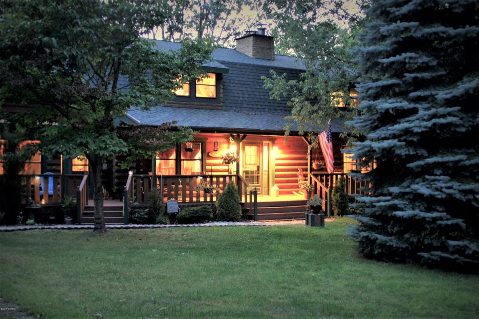 Single Family Home for Sale at 10963 Cascade Road Lowell, Michigan 49331 United States