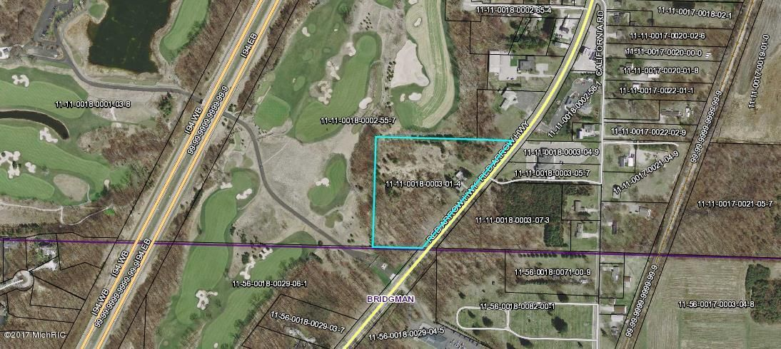 Land for Sale at 9246 Red Arrow 9246 Red Arrow Bridgman, Michigan 49106 United States