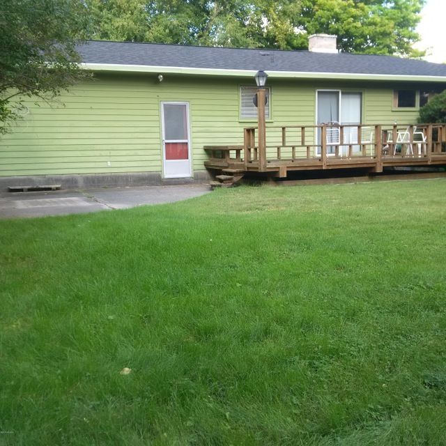 Single Family Home for Sale at 701 Elm Manistee, Michigan 49660 United States
