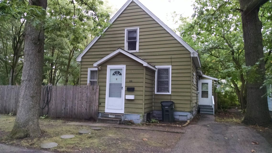 Single Family Home for Sale at 3374 7th Muskegon Heights, Michigan 49444 United States